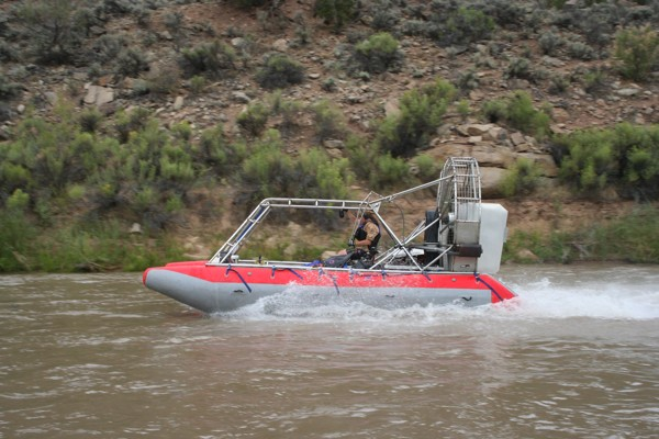 Airboat West
